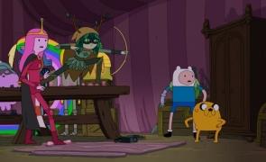 Cartoon Network Finn și Jake