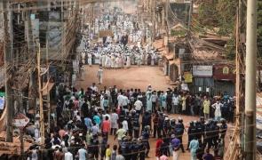 Bangladesh proteste