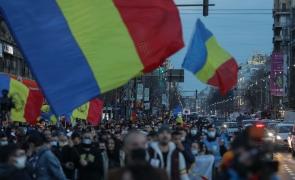 Inquam protest București