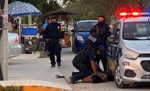 mexic imigrantă ucisă de polițiști