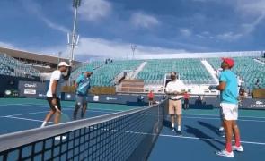 Horia Tecau și Marcelo Arevalo, Miami Open