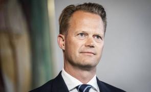 Jeppe Kofod, ministrul de externe danez