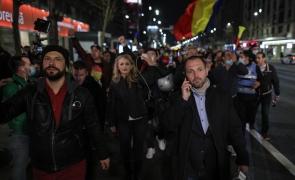 Inquam Dan Chitic proteste București