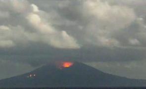 Japonia vulcan