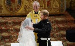Căsătoria Prințului Harry cu Meghan Markle, oficiată de Arhiepiscopul de Canterbury