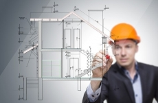 fabrica, arhitect, construcții