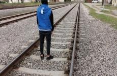 tanar retinut cale ferata furt giurgiu