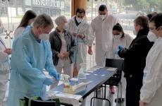medici covid test