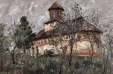 Theodor Pallady Biserica din Bucium