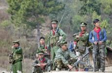 Myanmar rebeli