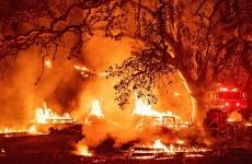 flacari incendiu