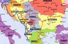 balcani albania muntenegru serbia kosovo croatia bosnia