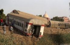 tren deraiat deraiere Egipt