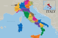 italia harta