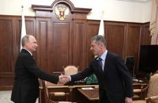 Dmitri Kozak vladimir putin