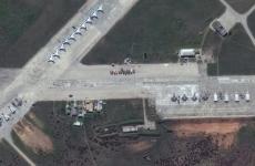 imagini satelit armata rusiei avioane