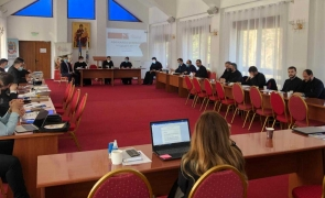 Adunarea Generala Filantropia Manastirea Caraiman-