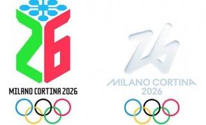 emblema Jocurile Olimpice de Iarnă Milano Cortina