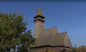 biserica veche romaneasca transcarpatia