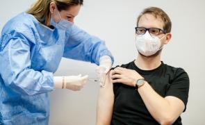 Dominic Fritz vaccin