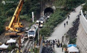 accident ferovia taiwan