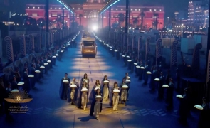 egipt parada faraoni mumii