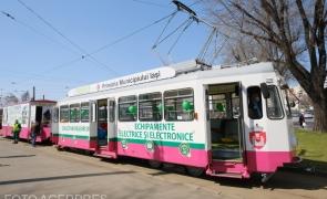tramvaiul reciclarii