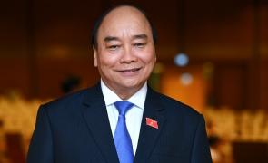 Nguyen Xuan Phuc vietnam