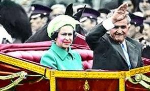 ceausescu regina angliei