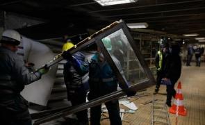 demolare metrou