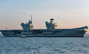 HMS Queen Elizabeth nave de razboi