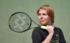 Oleksandra Oliynykova tenis