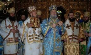 IPS Mitropolit Nifon, Arhiepiscopul Targoviștei preoti biserica