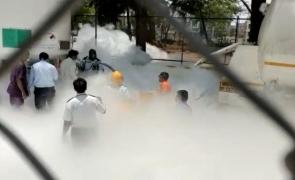 india tragedie oxigen