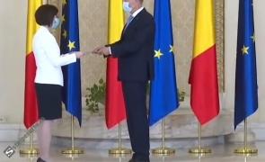Ioana Mihăilă Klaus Iohannis Mihăilă Iohannis