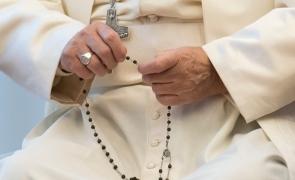 papa francisc cruce