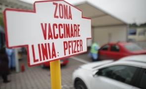 centru vaccinare drive thru bucuresti
