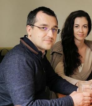 Vlad Voiculescu Laura Ștefănuț