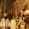 preoti biserica altar
