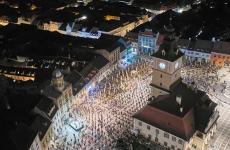 Brașov, distanțare