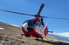 elicopter smurd munte