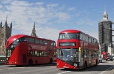Marea Britanie autobuz londra