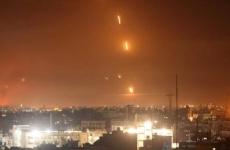 rachete hamas israel