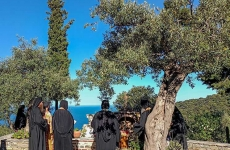athos pomenire dionisie