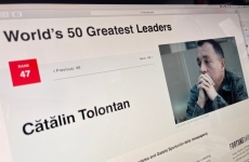 Cătălin Tolontan Top Fortune 50 Greates Leaders