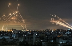 rachete israel iron dome
