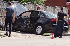accident urlați
