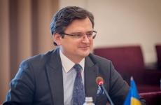 Dmitri Kuleba ucraina externe
