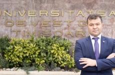 Rectorul UVT, prof. univ. dr. Marilen Gabriel Pirtea