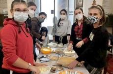 copii pregatire masa livorno roma